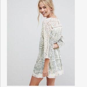 Free People Sun Daze Mini dress